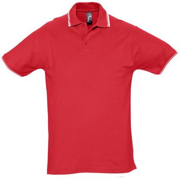Vêtements Homme Polos manches courtes Sols PRACTICE GOLF SPORT Rojo