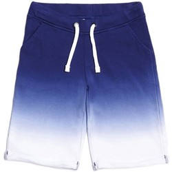 Vêtements Enfant Shorts / Bermudas Guess Short Garçon Active Short Bleu
