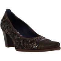 Chaussures Femme Escarpins Dorking 7588 marron