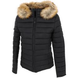 Vêtements Femme Doudounes Treeker9 Alaska w noir Noir