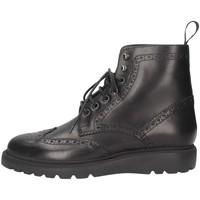 Chaussures Homme Bottes ville Mg Magica STONE03 Noir