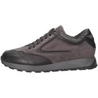 Chaussures Homme Baskets basses Mg Magica HU02 Noir