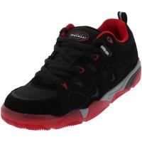 Chaussures Homme Chaussures de Skate Es Symbol black red skate Noir