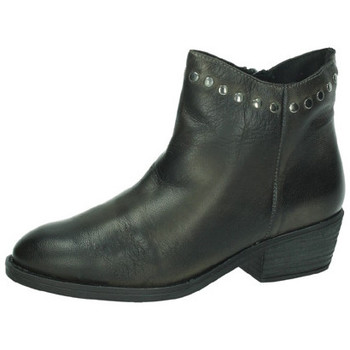 Chaussures Femme Bottines Aback  Gris