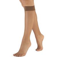 Sous-vêtements Femme Collants & bas Cette Mi-bas résille Barbados bruges Beige
