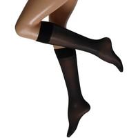Sous-vêtements Femme Collants & bas Cette Mi-bas noir Boston 30 DEN Noir