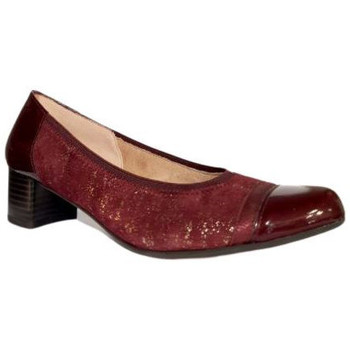 Chaussures Femme Escarpins Sweet Trotteur fiero rouge