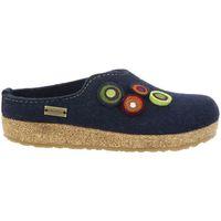 Chaussures Femme Sabots Haflinger 731023 bleu