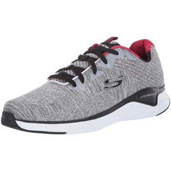 Chaussures Homme Baskets basses Skechers 52758 gris