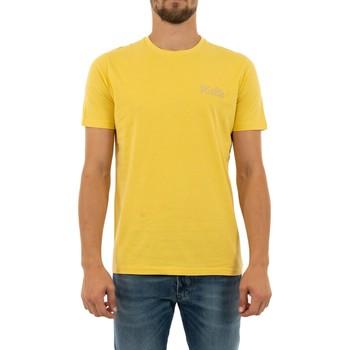 Vêtements Homme T-shirts manches courtes Kulte corpo script jaune