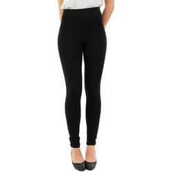 Vêtements Femme Chinos / Carrots Street One 372551 noir