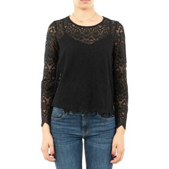 Vêtements Femme Tops / Blouses Vero Moda 10221649 grita noir