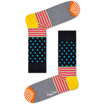 Accessoires Chaussettes Happy Socks Stripe and dot sock Multicolor