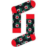 Accessoires textile Homme Chaussettes Happy Socks Sunflower sock Multicolore