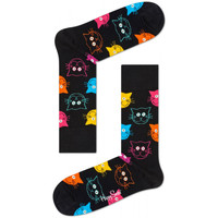 Accessoires Homme Chaussettes Happy Socks Cat vs dog gift box Multicolor
