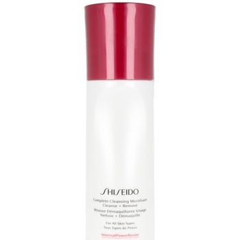 Beauté Femme Démaquillants & Nettoyants Shiseido Defend Skincare Complete Cleansing Microfoam  180 ml