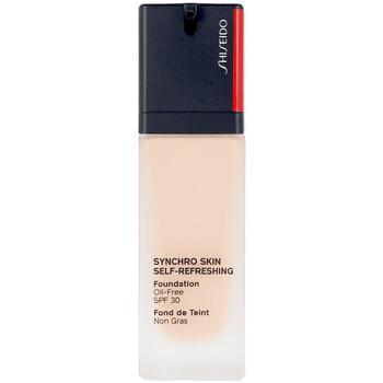 Beauté Femme Fonds de teint & Bases Shiseido Synchro Skin Self Refreshing Foundation 220