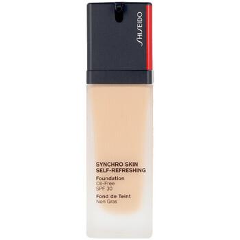 Beauté Femme Fonds de teint & Bases Shiseido Synchro Skin Self Refreshing Foundation 350  30 ml