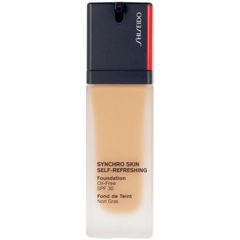 Beauté Femme Fonds de teint & Bases Shiseido Synchro Skin Self Refreshing Foundation 420  30 ml