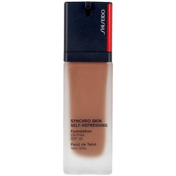 Beauté Femme Fonds de teint & Bases Shiseido Synchro Skin Self Refreshing Foundation 550  30 ml