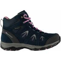 Chaussures Fille Randonnée Karrimor Mount Mid 2 Bleu