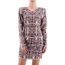 Vêtements Femme Robes courtes Aniye By | Gaine/Colonne de serpent, rose | ANI_181005 01914 rose
