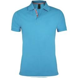 Vêtements Homme Polos manches courtes Sols PATRIOT FASHION MEN Azul