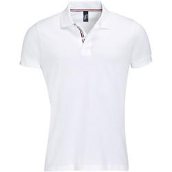 Vêtements Homme Polos manches courtes Sols PATRIOT FASHION MEN Blanco