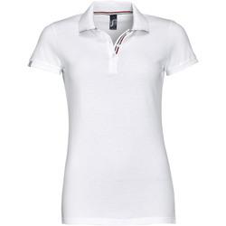 Vêtements Femme Polos manches courtes Sols PATRIOT FASHION WOMEN Blanco