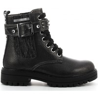 Chaussures Fille Bottines Asso AG3508 Gris