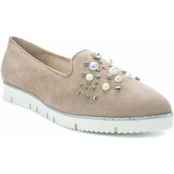 Chaussures Femme Mocassins Alpe 3598 rose