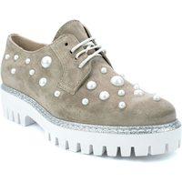 Chaussures Femme Derbies Alpe 3616 Marron
