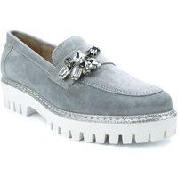 Chaussures Femme Mocassins Alpe 3619 Gris