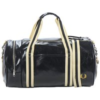 Sacs de sport Fred Perry CLASSIC BARREL BAG