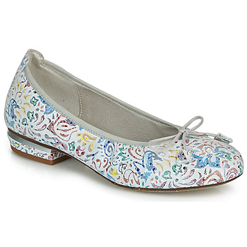 Chaussures Femme Ballerines / babies Dorking IREM Multicolore
