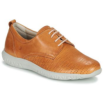 Chaussures Femme Baskets basses Dorking SILVER Marron