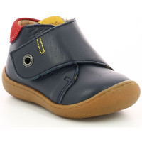 Chaussures Enfant Boots Aster Patchou MARINE