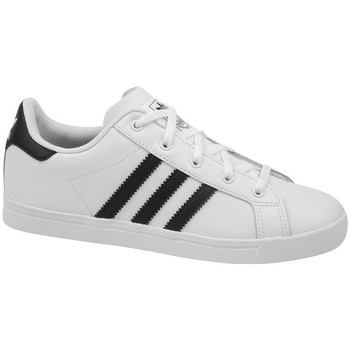 Chaussures Enfant Derbies & Richelieu adidas Originals Coast Star C Blanc,Noir