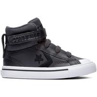 Chaussures Enfant Baskets montantes Converse Pro blaze strap martian hi Noir