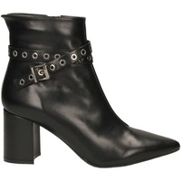 Chaussures Femme Bottines Carmens Padova STEPHIE ROCK Tymus 19I nero