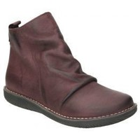 Chaussures Femme Boots Chacal 4802 Rouge