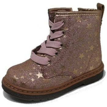 Chaussures Fille Boots Angus & Angel C14352 Rose