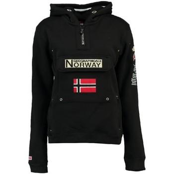 Vêtements Homme Sweats Geographical Norway Sweat Homme Gymclass New B Noir