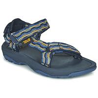 Chaussures Garçon Coton Du Monde Teva HURRICANE XLT2 Bleu / Marine