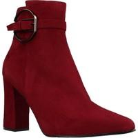 Chaussures Femme Bottines Joni 17266J Rouge
