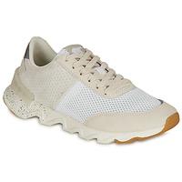 Chaussures Femme Baskets basses Sorel KINETIC LITE LACE Blanc