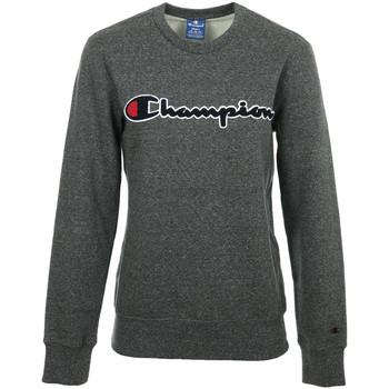 Vêtements Homme Sweats Champion Crewneck Sweatshirt gris