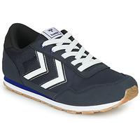 Chaussures Enfant Baskets basses Hummel REFLEX JR Bleu
