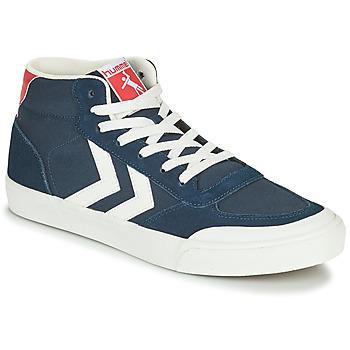 Chaussures Homme Baskets montantes Hummel STADIL 3.0 CLASSIC HIGH Bleu