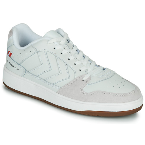 Chaussures Homme Baskets basses Hummel ST. POWER PLAY Blanc
